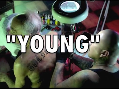 Young commercial